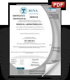 certificazione 13485