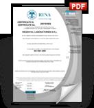 certificazione 90001