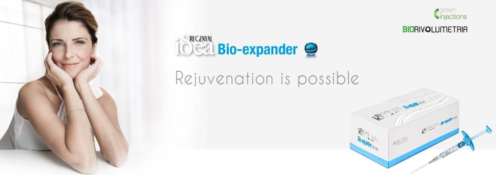 Rejuvenation is possible - regenyal idea bio-expander