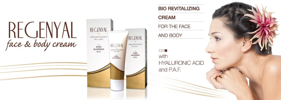 regenyal face & body cream